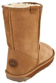womens emu boots canada emu australia stinger lo s boot chestnut clearance