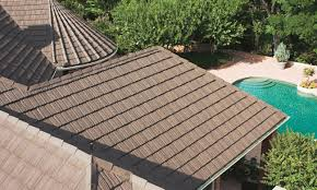 Flat Tile Roof Pictures by Gerard Usa Metal Roofing Premium Stone Coated Steel Roofing Systems