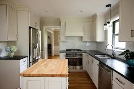 Ivory Colored Kitchen Cabinets Ivory Kitchen Cabinets With Black Countertops Transitional