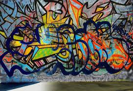 how to create a graffiti effect in adobe photoshop grunge brush graffiti wall
