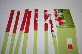 christmas card craft kids s ideas on pinterest art green with tree