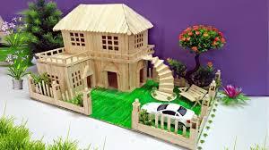 house building popsicle house building popsicle garden villa dreamhouse