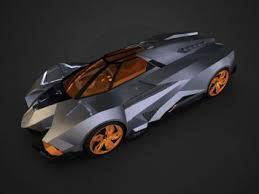 lamborghini egoista model building the lamborghini egoista 3d model car design
