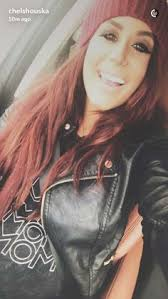 how chelsea houska dyed her hair so red i love chelsea love her whole outfit love pinterest