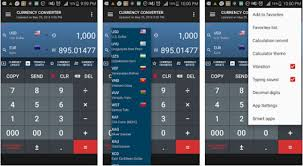 Currency Converter Top 10 Best Free Currency Converter For Android Travelers 2017
