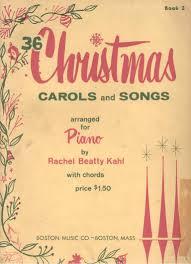 Christmas Carols Invitation Cards 36 Christmas Carols U0026 Songs