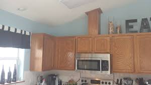 what color should i paint my kitchen with gray cabinets what color should i paint my kitchen my ex chose this blue