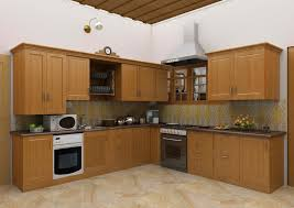 kitchen attractive brown wooden kitchen cabinet kitchen images