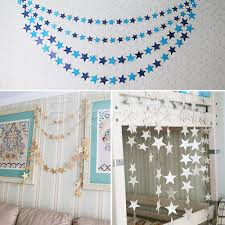 Decorative Garlands Home by Compare Prices On Decorative Hanging Stars Online Shopping Buy