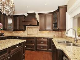 Wood Cabinet Colors Best 25 Brown Cabinets Kitchen Ideas On Pinterest Dark Brown
