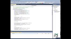 form designer how to show form designer in microsoft visual studio 2010 vb net