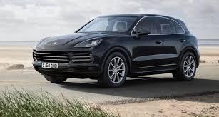 Porsche Cayenne Suv - descubre el nuova porsche cayenne 2018 ecco la