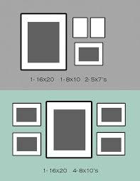 Photo Frame Ideas Best 25 Photo Wall Arrangements Ideas On Pinterest Wall Frame