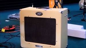 Peavey Classic 115e Cabinet Peavey Delta Blues 115 Combo Amp Youtube