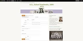 yearbook website digitizing local school yearbooks toledo lucas county library