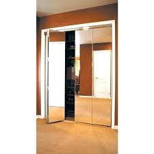 Glass Closet Doors Home Depot Mirror Bifold Closet Doors Mirror Closet Doors Door Home Depot