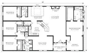 split floor plan split floor plan home baby nursery ranch split bedroom floor plans