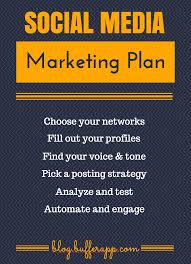 Plan Social Media by How To Create A Social Media Marketing Plan From Scratch Social