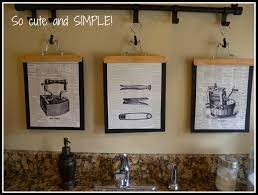 Laundry Room Wall Art Decor by Simple Laundry Room Art And Reveal Clockwork Interiors