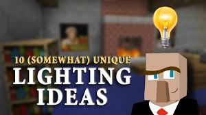 10 unique lighting ideas improve the look of your minecraft