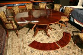 Kitchen Table With Leaf Insert Stunning Wooden Expandable Dining - Dining room table leaves