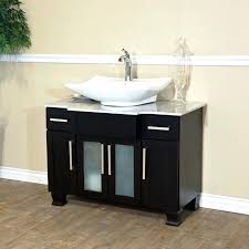 single bathroom vanity with vessel sink white vessel sink vanity w bathroom vanity black vanity with white