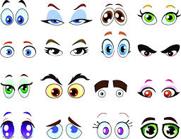 cartoon eyes images free download clip art free clip art on