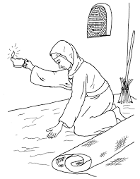 prodigal son coloring pages preschool brilliant activity sheets