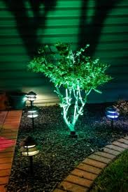Colored Landscape Lighting Colored Led Lighting Counter Of Outdoor Kitchen Outdoor