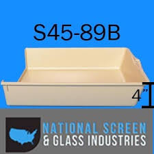 Replacement Kitchen Cabinet Drawer Boxes S45 89b Drawer Insert Side National Screen U0026 Glass