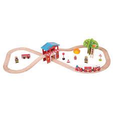 fire u0026 rescue train sets bigjigs rail