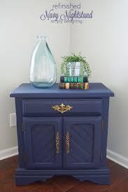 best 25 refinished nightstand ideas on pinterest refurbished