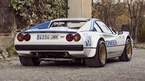 rally ferrari this ferrari 308 gtb group 4 could be your next race car