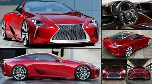 lexus lfa toy car lexus lf lc concept 2012 pictures information u0026 specs