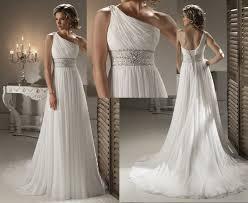 one shoulder wedding dress one shoulder wedding dresses help you catch the 2015