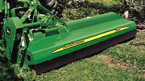 cutters and shredders grooming mowers john deere us frontier