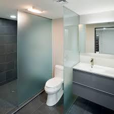 Bathroom Dividers Minimalist Riverfront Loft In Pawtucket Idesignarch Interior