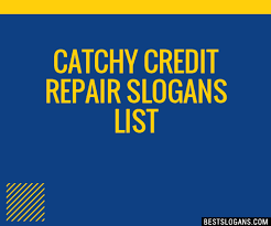 30 catchy credit repair slogans list taglines phrases names 2017
