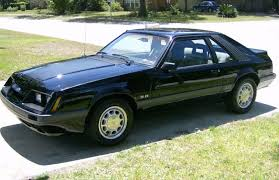 Mustang Car Black Black 1986 Ford Mustang Gt Hatchback Mustangattitude Com Photo
