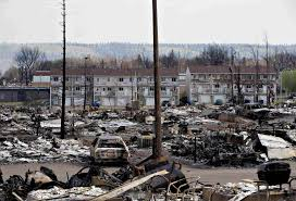 Where Is Fort Mcmurray On A Map Of Canada Fort Mcmurray Homecoming Begins For Residents Of Fire Ravaged