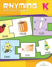 rhyming words for kindergarten lesson plan education com