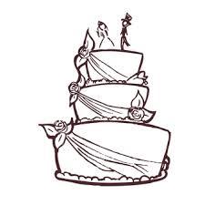 dessin mariage dessin de gateau de mariage votre heureux photo de mariage