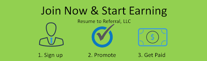 Resume Writing Affiliate Program for Your Job Board  amp  Career Site Resume to Referral