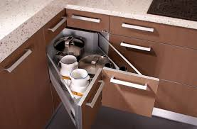 kitchen corner ideas corner kitchen drawers home design ideas and pictures