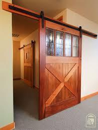 Interior Door Hanging Luxurious And Splendid Hanging Barn Doors Interior A Door From The