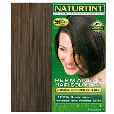 light chestnut brown naturtint naturtint 5n light chestnut brown permanent hair colour 155ml by