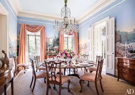 Carolina Dining Room Southern Charm By Mario Buatta The English Room