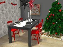 dining room christmas decor christmas decorating ideas roomsketcher