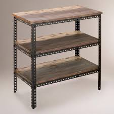 this looks easy enough to make myself 3 shelf industrial metal