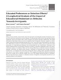 immigration and its impacts in switzerland pdf available